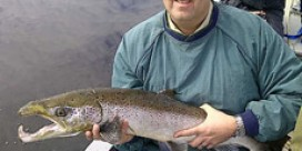 Miramichi Fishing Report for May 24, 2012