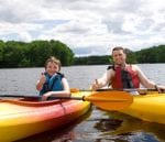 2012 Miramichi River Adventures Three Week Summer Camp
