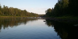 Miramichi Fishing Report for Thursday, August 30, 2012