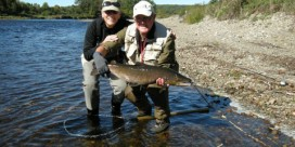 Miramichi Fishing Report for Thursday, September 27, 2012