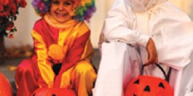 Village Offers Halloween Safety Tips