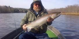 Miramichi Fishing Report for Thursday, April 25, 2013