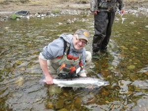 Miramichi Fishing Report for Thursday, May 23, 2013