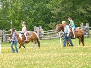 Boyd Carnahan provided the pony rides.