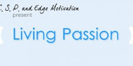 """Living Passion"" Free Seminar in Bathurst"