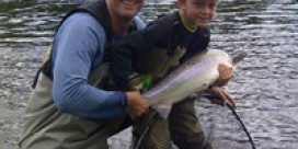 Miramichi Fishing Report for Thursday, June 27, 2013