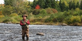 Miramichi Fishing Report for Thursday, August 29, 2013