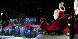 Breakfast with Santa and Parade of Lights this Saturday