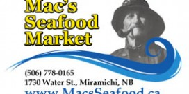 Mac's Seafood and Northumberland Co-Op Partner