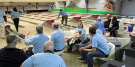 Miramichi Masons Complete Bowlathon for Camp Goodtime
