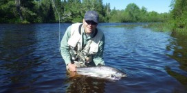 Miramichi Fishing Report for Thursday, June 19, 2014