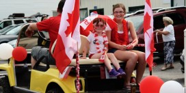 Blackville Canada Day Celebrations