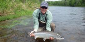 Miramichi Fishing Report for Thursday, June 12, 2014