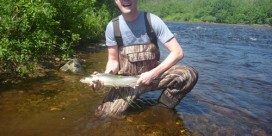 Miramichi Fishing Report for Thursday, July 31, 2014