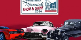 Downtowns Miramichi Newcastle Business District Show and Shine This Weekend