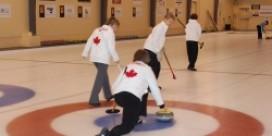 Curling Promotion