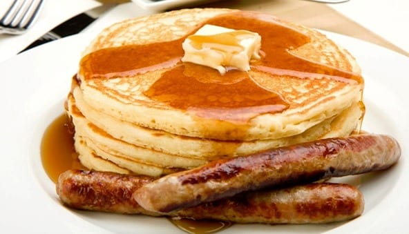 ALL DAY PANCAKES ON SHROVE TUESDAY | Canteen