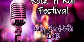 Rock 'N' Roll Festival Planning Continues