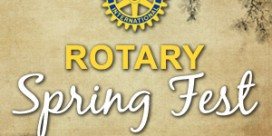 Come on down to the Waterfront for Rotary Spring Fest!