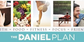 Registration for The Daniel Plan, Healthy Lifestyle Program