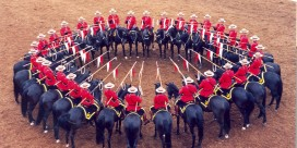 The Royal Canadian Mounted Police Musical Ride Is Coming To Napan