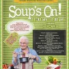 Soup's On Again in Greater Blackville Area