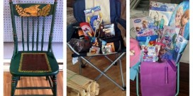 Chair-ity Auction Tomorrow Night May 23rd