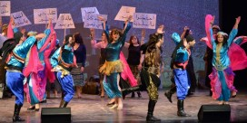 Lebanese Dance Troupe from Montreal in Miramichi Friday