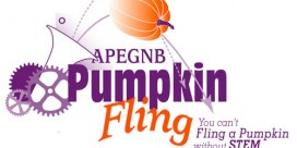 13th Annual APEGNB Pumpkin Fling