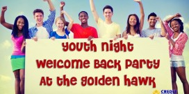 Youth Night Welcome Back Party