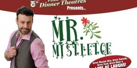 Mr. Mistletoe Shares the Love
