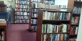 The Book Nook Store has Moved to Douglastown