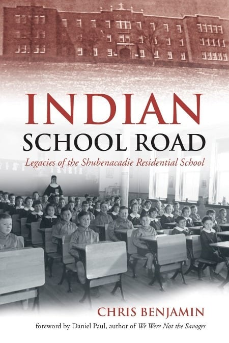 Indian School Road by Chris Benjamin