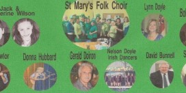 St. Mary's Annual Irish Dessert/ Concert