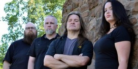 New Video from Shades of Sorrow band featuring Miramichi Guitarist