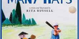 Miramichi Children's Author & Artist Rita Russell has a New Book