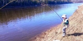 Miramichi Fishing Report for Thursday, April 21, 2016