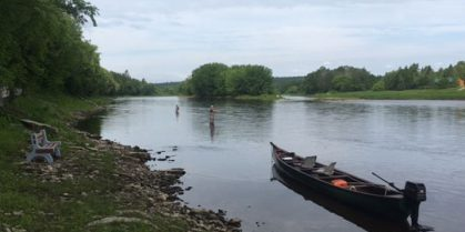 Miramichi Fishing Report for Thursday, June 23, 2016