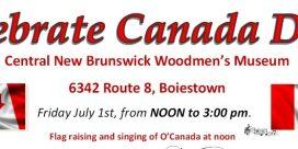 Upper Miramichi Canada Day Celebration