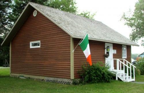 Interpretive Centre at Middle Island Historical Park