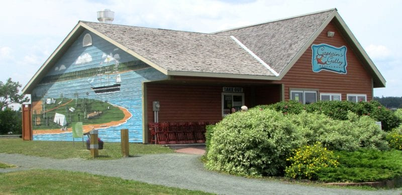 The Captain's Galley Restaurant