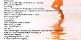 Poem: Baby Steps