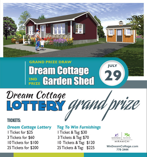 Win Dream Cottage