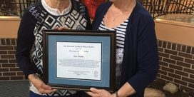 Brophy Receives NBSRT Honorary Lifetime Award