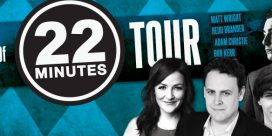 Writers of 22 Minutes Comedy Tour at Vogue Tomorrow Night