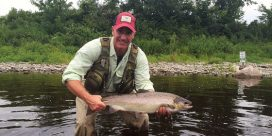 Miramichi Fishing Report for Thursday, August 18, 2016