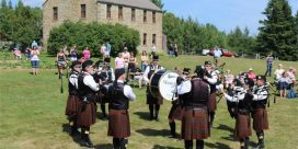 2016 Miramichi Scottish Festival Held