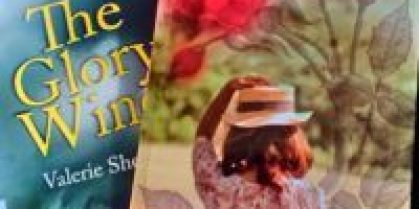"""Book Review: """"The Glory Wind & Rain Shadow"""" by Valerie Sherrard"""