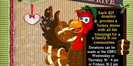 5th Annual Greater Blackville Resource Centre Turkey Drive