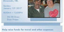 """Pancake Breakfast Fundraiser for Eugene """"Genie"""" and Theresa Sherrard"""